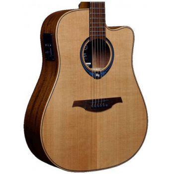 LAG THV10DCE Tramontane HyVibe. Guitarra Acústica