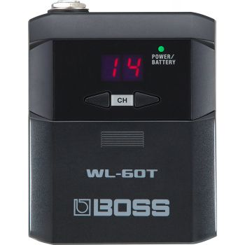 Boss WL-60T Sistema inalámbrico