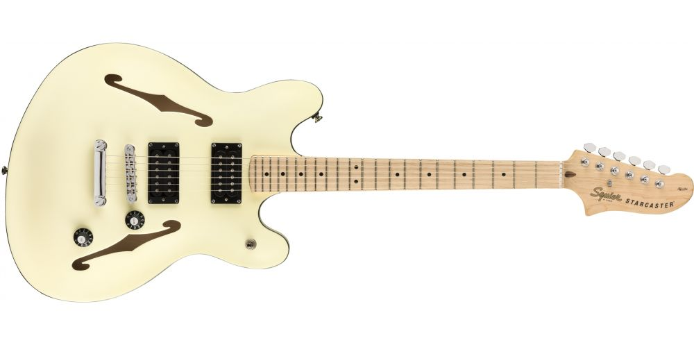 Fender Affinity Series™ Starcaster®, Maple Fingerboard, O