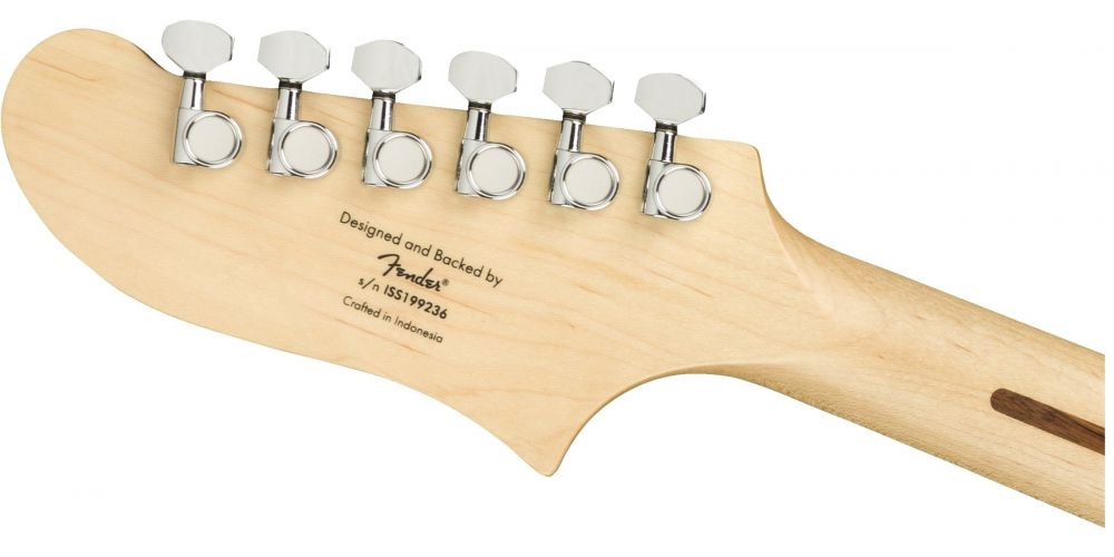 fender affinity starcaster mn olympic white comprar