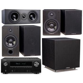 ONKYO TX-NR686 Negro+Cambridge Audio SX-60 Black 5.1 Cinema Pack