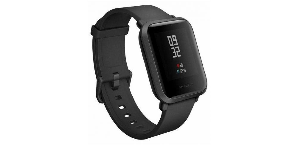 Amazfit Bip Reloj Inteligente Negro