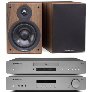 CAMBRIDGE AXA35 +AXC35+SX50-WA ,Conjunto Audio
