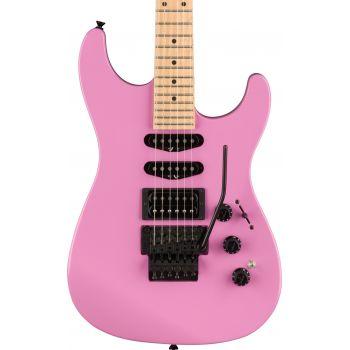 Fender LTD HM Stratocaster MN HSS Flash Pink