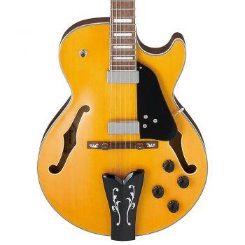 Ibanez GB10EM-AA Guitarra Eléctrica George Benson Signature Antique Amber