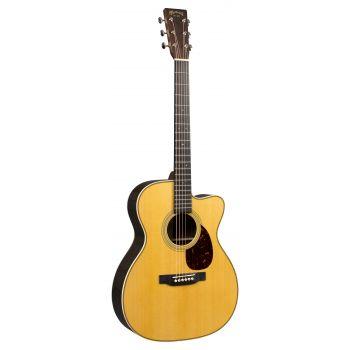 Martin OMC-28E Guitarra Electroacústica con Estuche