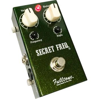 Fulltone Secret Freq Pedal Efectos Guitarra Boost Overdrive