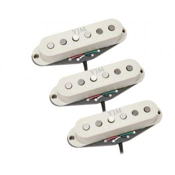 Seymour Duncan STK-S10 YJM Set Blanco Set de Pastillas para Guitarra Eléctrica