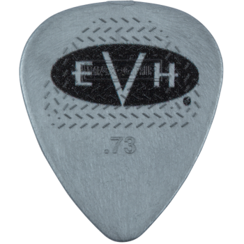 EVH Púas Signature Grey-Black Pack 6 Unidades 0,73mm