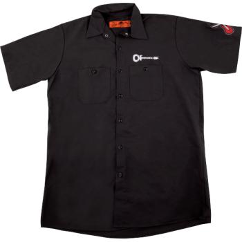 Charvel Camisa Patch Gray Talla XL