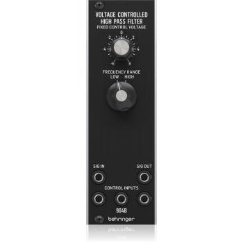 BEHRINGER 904B Modulo Filtro paso Alto y Control de Voltage