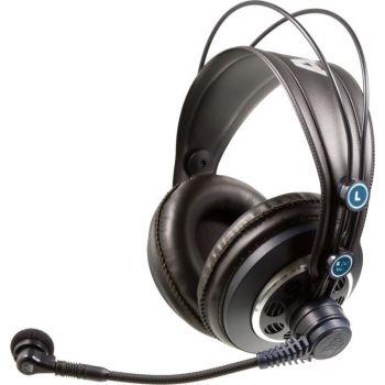 AKG HSD-240 Auricular con Microfono Uso Comunicaciones -