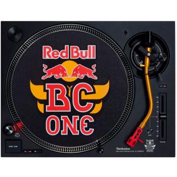 Technics SL-1210 MK7-RE Giradiscos DJ Profesional SL1210 RED BULL