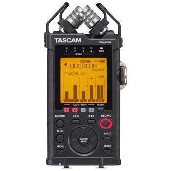 Tascam DR-44WLB Grabadora Portátil