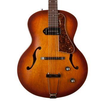GODIN 5th Avenue Kingpin P90 Cognac Burst. Guitarra Eléctrica