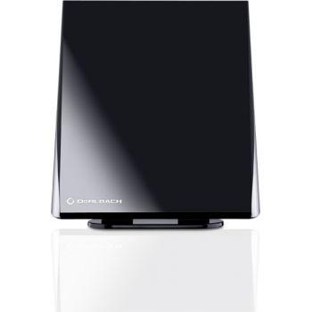 Oehlbach Digital Flat 2.5 -DVB-T Antenna Black Antena Tv