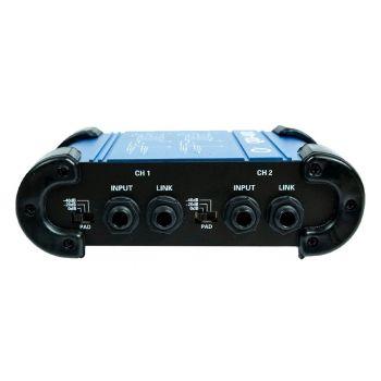 OQAN QDI-400 Stereo Caja de Inyección Pasiva