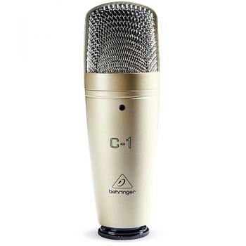 BEHRINGER C3 Microfono de Condensador Studio Behringer C-3  Und.
