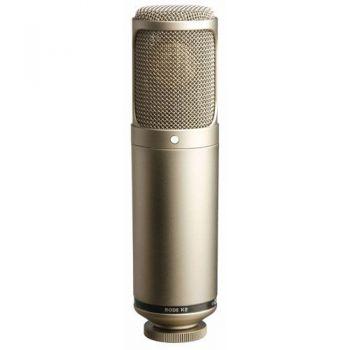 RODE K2 Microfono de Estudio de Condensador a Valvulas