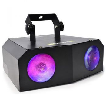 BEAMZ 153395 Efecto Doble RGBW Nomia SC Doble Mini Sky de LED