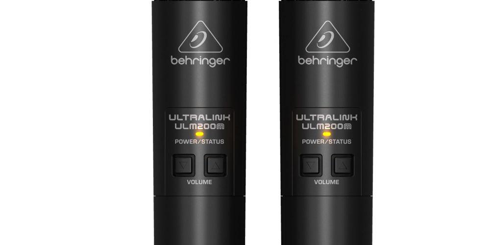 microfono behringer ulm202 usb
