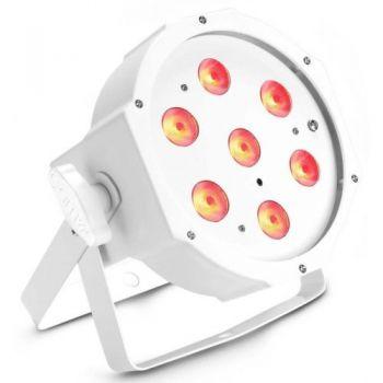 CAMEO Foco PAR LED tricolor RGB plano