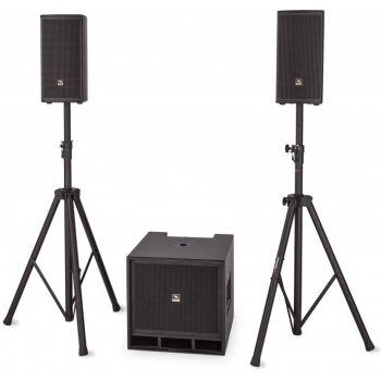 Proel LT812A Sistema Amplificado PA