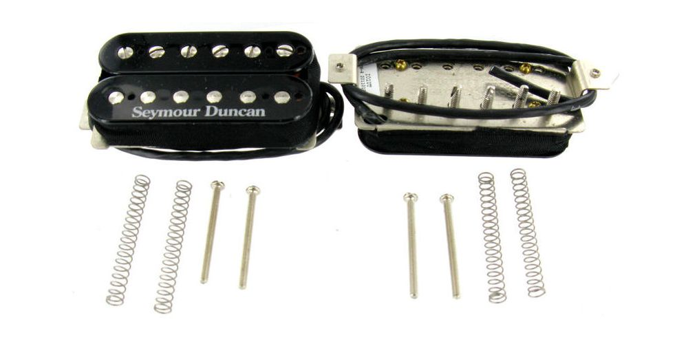 Seymor Duncan SSH4 / SH2 Hot Rodded Humbucker Set de pastillas