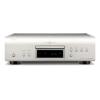 DENON DCD-2500 NE Silver Compact Disc CD DCD2500