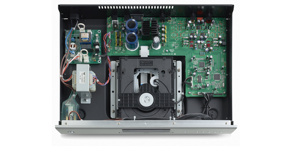 rotel cd14 silver compact disc alta gama componentes fabricacion
