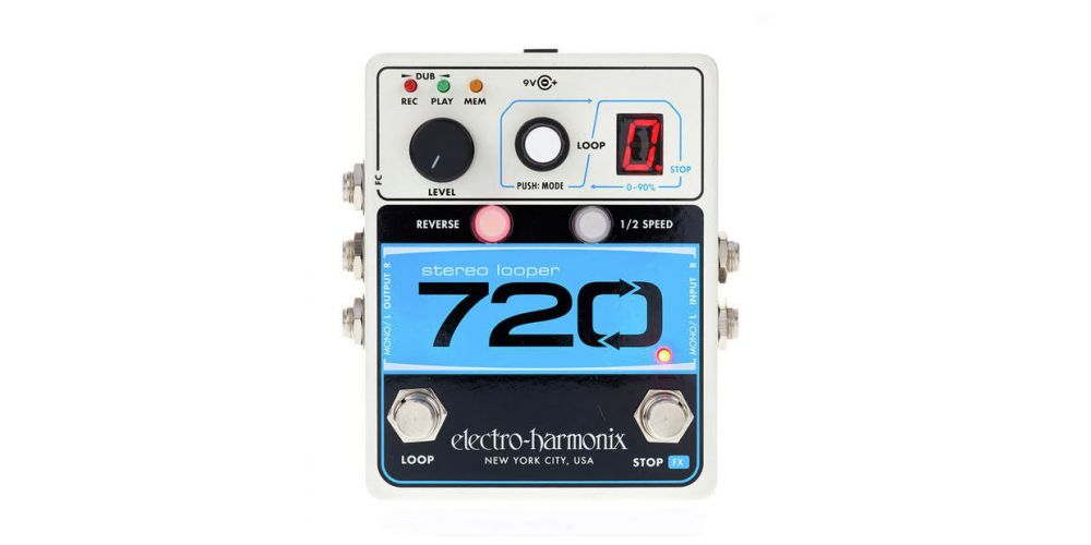 electro harmonix 720 stereo looper 2