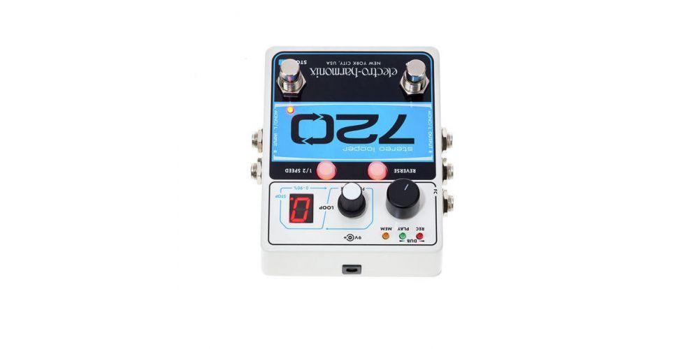 electro harmonix 720 stereo looper 6