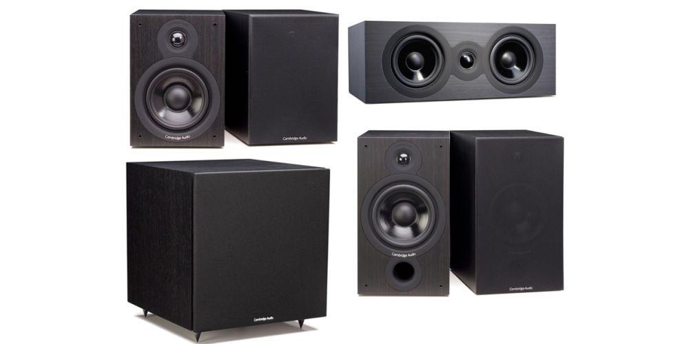 Cambridge Audio SX  60 cinema pack black sx60 sx70 sx50