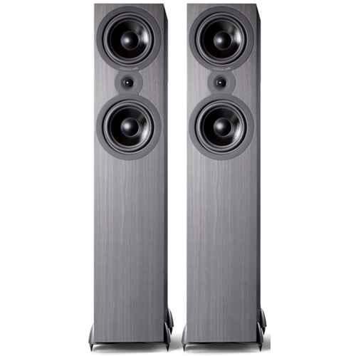 Cambridge Audio SX  80 Columna altavoz acabado  madera  Negro