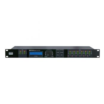 DAP Audio DCP-26 MKII Crossover Digital