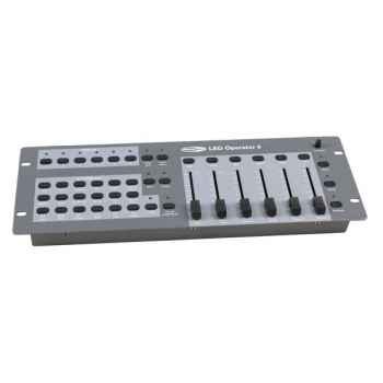 Showtec LED Operator 6 Controlador Leds DMX 50728
