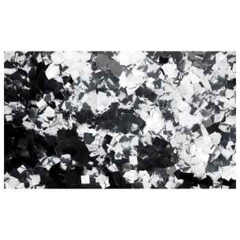 Showtec Show Confetti Metal Silver 1Kg Plateado 60916SI