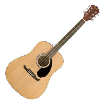 Fender FA-125 Dreadnought Natural Guitarra Acústica