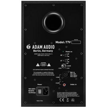 ADAM T7V Monitor de Estudio Amplificado Unidad