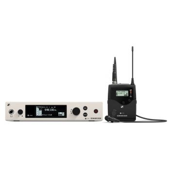Sennheiser EW 300 G4-ME2-RC Banda AW Microfono Solapa