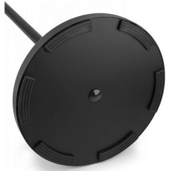 Vonyx MS100B Base para Micro ajustable - Negra 180027
