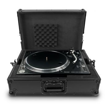Audibax PRO-TURN Maleta Flight Case Universal para Giradiscos