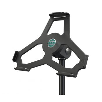 Konig & Meyer 19714 Soporte Para iPad Air 1 Negro