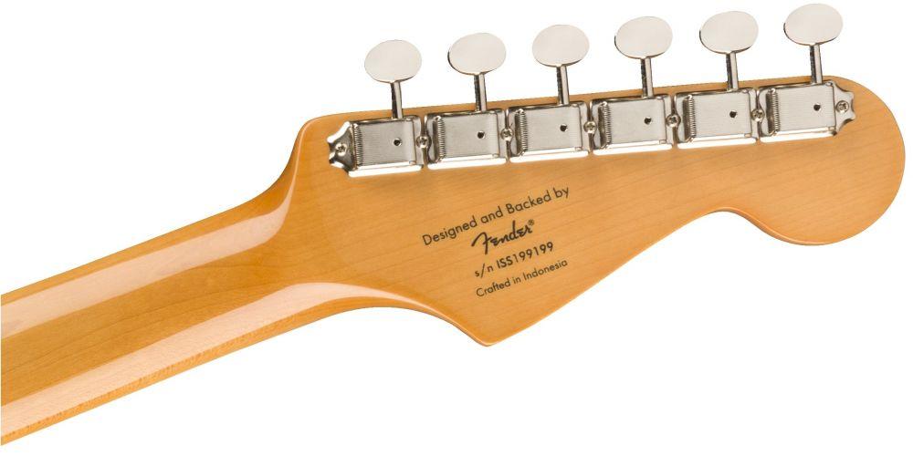 fender squier classic vibe 60s stratocaster lh lrl 3 sunburst comprar