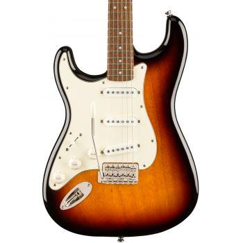 Fender Squier Classic Vibe 60s Stratocaster LH LRL 3 Sunburst Guitarra Zurdo