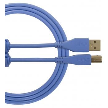 Udg U95003LB Ultimate Cable USB 2.0 A-B Azul 3 Metros