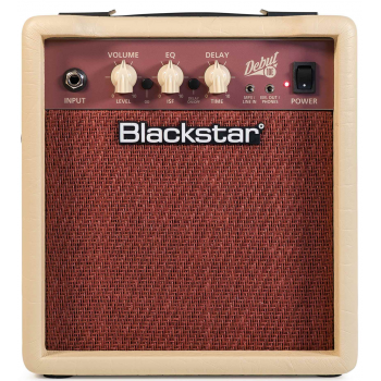 Blackstar DEBUT 10E Amplificador de Guitarra Eléctrica de 10w