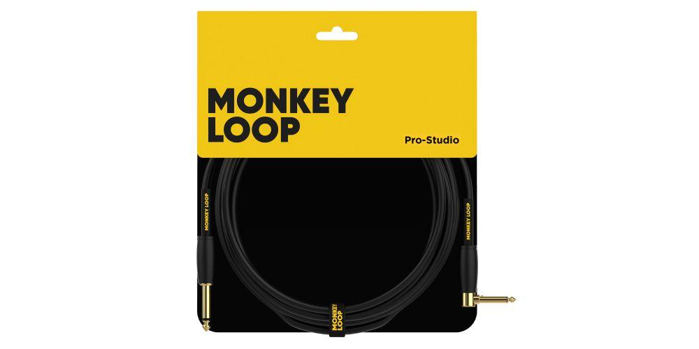 monkey loop pro studio silent cable jack mono jack acodado silent
