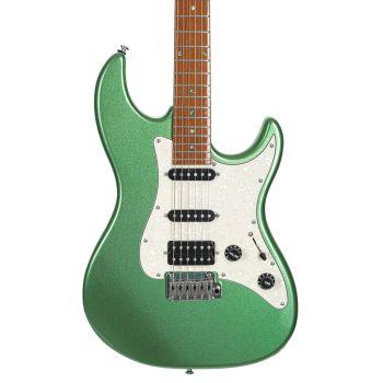 Larry Carlton S7 Guitarra Eléctrica Sherwood Green