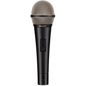 Electro-Voice PL24S Micrófono Dinámico Vocal Supercardioide